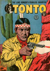 Cover for Tonto (Horwitz, 1955 series) #6