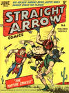 Cover for Straight Arrow Comics (Magazine Management, 1955 series) #6