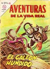 Cover for Aventuras de la Vida Real (Editorial Novaro, 1956 series) #96