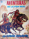Cover for Aventuras de la Vida Real (Editorial Novaro, 1956 series) #26