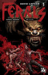 Cover for Ferals (Avatar Press, 2012 series) #1 [Gore Variant Cover by Gabriel Andrade]