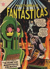 Cover for Historias Fantásticas (Editorial Novaro, 1958 series) #20
