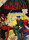 Cover for Historias Fantásticas (Editorial Novaro, 1958 series) #138