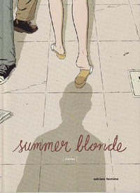 Cover Thumbnail for Summer Blonde (Drawn & Quarterly, 2003 series)