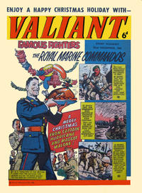 Cover Thumbnail for Valiant (IPC, 1962 series) #22 December 1962 [12]