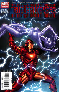 Cover Thumbnail for True Believers (Marvel, 2008 series) #5