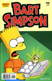 Cover Thumbnail for Simpsons Comics Presents Bart Simpson (Bongo, 2000 series) #68
