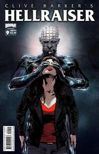 Cover Thumbnail for Clive Barker's Hellraiser (Boom! Studios, 2011 series) #9 [Cover B by Stephen Thompson]