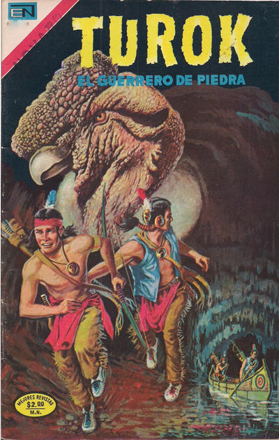 Cover for Turok (Editorial Novaro, 1969 series) #61