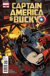 Cover for Captain America and Bucky (Marvel, 2011 series) #626