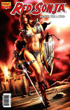 Cover Thumbnail for Red Sonja (2005 series) #64 [Cover B Wagner Reis]