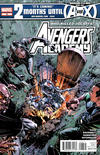 Cover for Avengers Academy (Marvel, 2010 series) #26