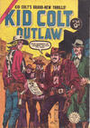 Cover for Kid Colt Outlaw (Horwitz, 1952 ? series) #48