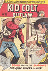 Cover for Kid Colt Outlaw (Horwitz, 1952 ? series) #12