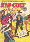 Cover for Kid Colt Outlaw (Horwitz, 1952 ? series) #28