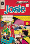 Cover for Josie (Editions Héritage, 1974 series) #5