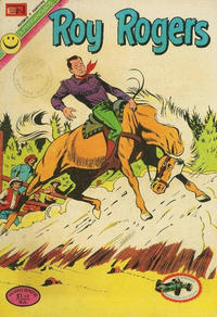 Cover Thumbnail for Roy Rogers (Editorial Novaro, 1952 series) #275