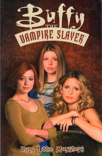Cover Thumbnail for Buffy the Vampire Slayer: Ugly Little Monsters (Dark Horse, 2002 series)