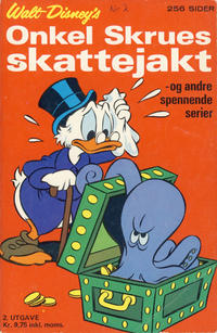 Cover Thumbnail for Donald Pocket (Hjemmet, 1968 series) #[2] [2. opplag]