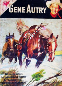 Cover Thumbnail for Gene Autry (Editorial Novaro, 1954 series) #65