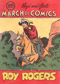 Cover Thumbnail for March of Comics (Western, 1946 series) #62 [Sears]