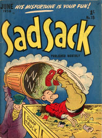 Cover Thumbnail for Sad Sack (Magazine Management, 1955 series) #15
