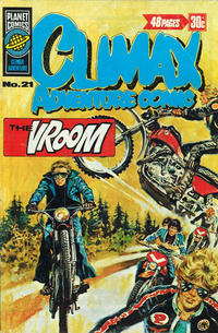 Cover Thumbnail for Climax Adventure Comic (K. G. Murray, 1962 ? series) #21