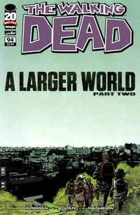 Cover Thumbnail for The Walking Dead (Image, 2003 series) #94