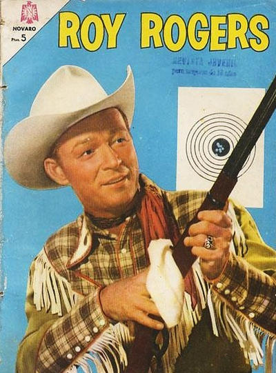 Cover for Roy Rogers (Editorial Novaro, 1952 series) #145