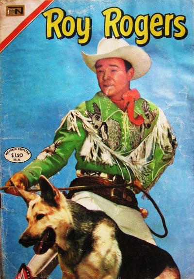 Cover for Roy Rogers (Editorial Novaro, 1952 series) #213