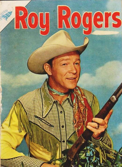 Cover for Roy Rogers (Editorial Novaro, 1952 series) #36
