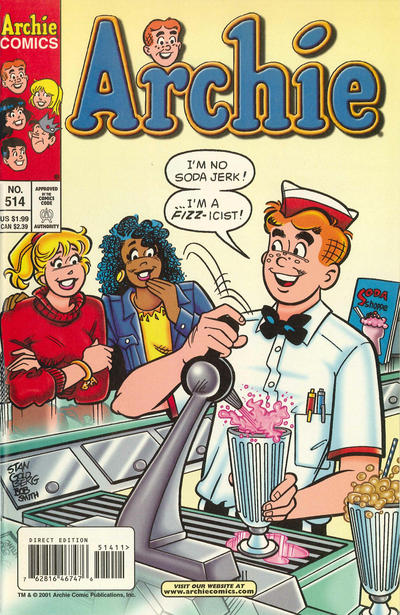 Cover for Archie (Archie, 1959 series) #514