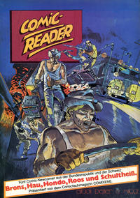 Cover Thumbnail for Comic-Reader (Becker & Knigge, 1981 series)