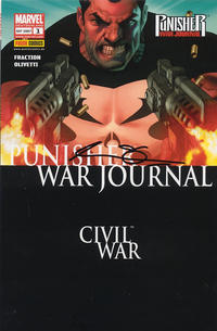 Cover Thumbnail for Punisher War Journal (Panini Deutschland, 2007 series) #1