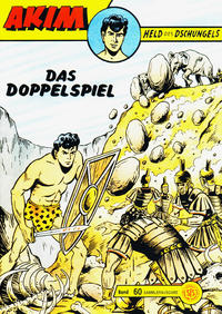 Cover Thumbnail for Akim Held des Dschungels (Norbert Hethke Verlag, 1996 series) #60