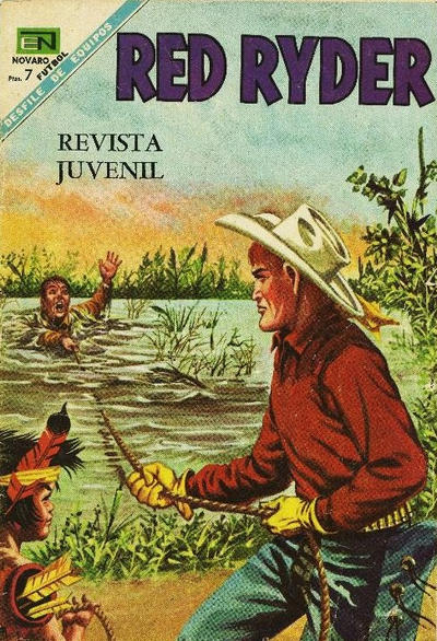 Cover for Red Ryder (1954 series) #187