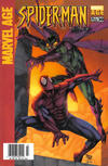 Cover for Marvel Age Spider-Man (Marvel, 2004 series) #20 [Newsstand Edition]