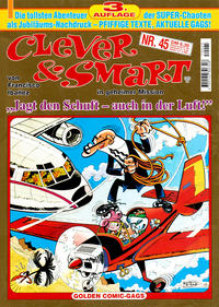 Cover Thumbnail for Clever & Smart (Condor, 1986 series) #45
