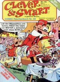 Cover Thumbnail for Clever & Smart (Condor, 1982 series) #45