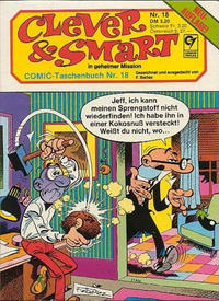Cover Thumbnail for Clever & Smart (Condor, 1982 series) #18