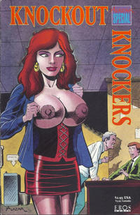 Cover Thumbnail for Alazar Special: Knockout Knockers (Fantagraphics, 1995 ? series)