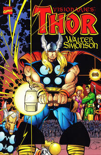 Cover Thumbnail for Thor Visionaries: Walter Simonson (Marvel, 2000 series) #[1] [1st printing]