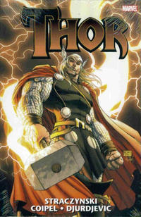 Cover Thumbnail for Thor by J. Michael Straczynski Omnibus (Marvel, 2010 series)