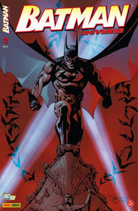 Cover Thumbnail for Batman Universe (Panini France, 2010 series) #2