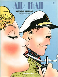 Cover Thumbnail for Air Mail (Carlsen Comics [DE], 1987 series) #2