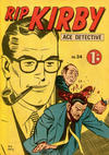 Cover for Rip Kirby (Yaffa / Page, 1962 ? series) #34