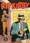 Cover for Rip Kirby (Yaffa / Page, 1962 ? series) #42