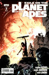 Cover for Exile on the Planet of the Apes (Boom! Studios, 2012 series) #1