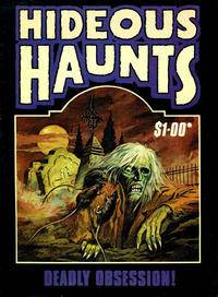Cover Thumbnail for Hideous Haunts (Gredown, 1982 ? series)