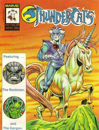 Cover Thumbnail for ThunderCats (Marvel UK, 1987 series) #91